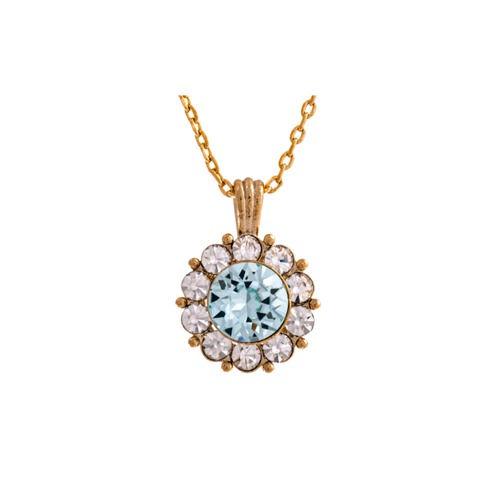 Lily and Rose Sofia Necklace in Light Azure