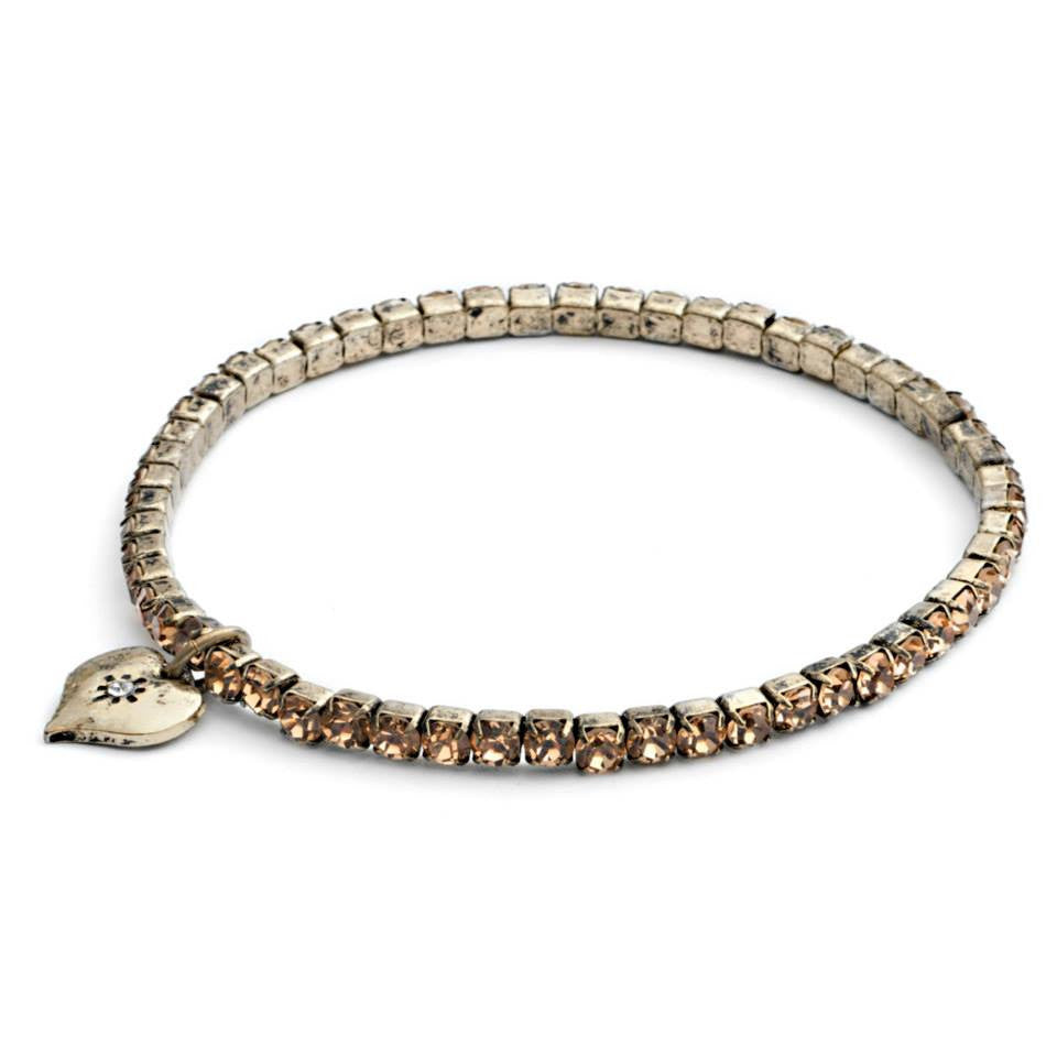 Lovett & Co Topaz Stretch Bracelet - Jewella accessories