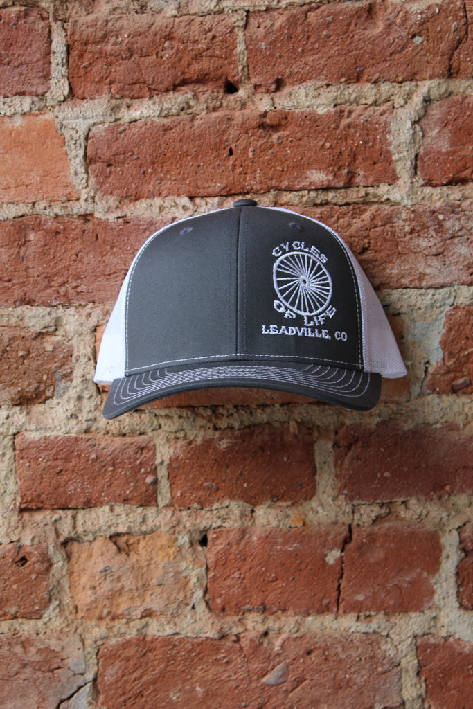 Cycles of Life Snap Back Trucker