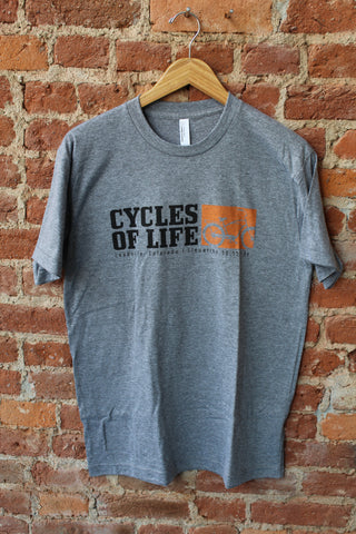 Mens Cycles of Life T-shirt