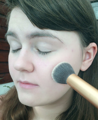 base makeup step 2