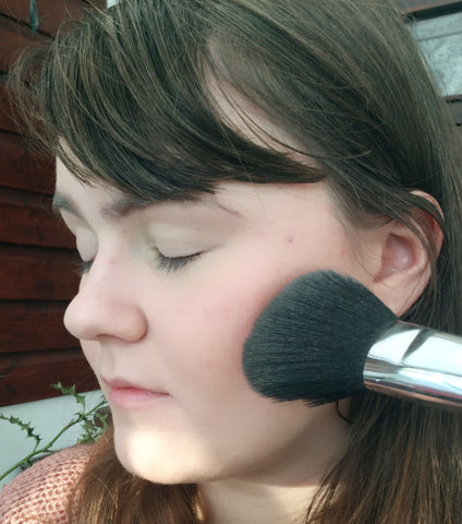 base makeup step 5