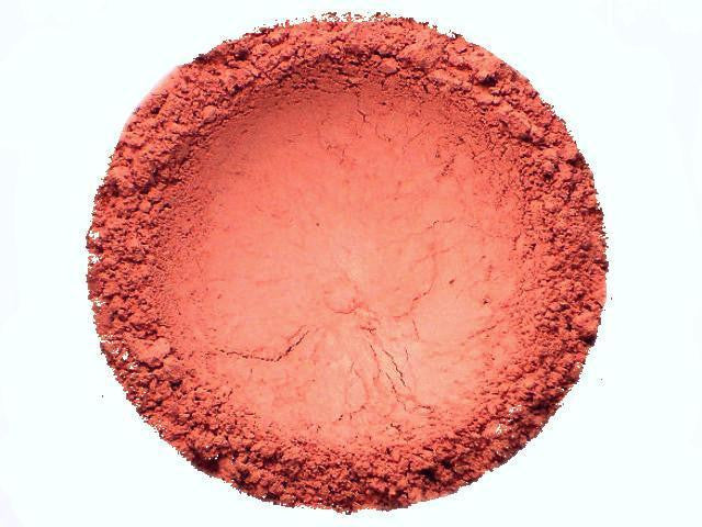 Natural Mineral Blush For Pale Skin - Accent