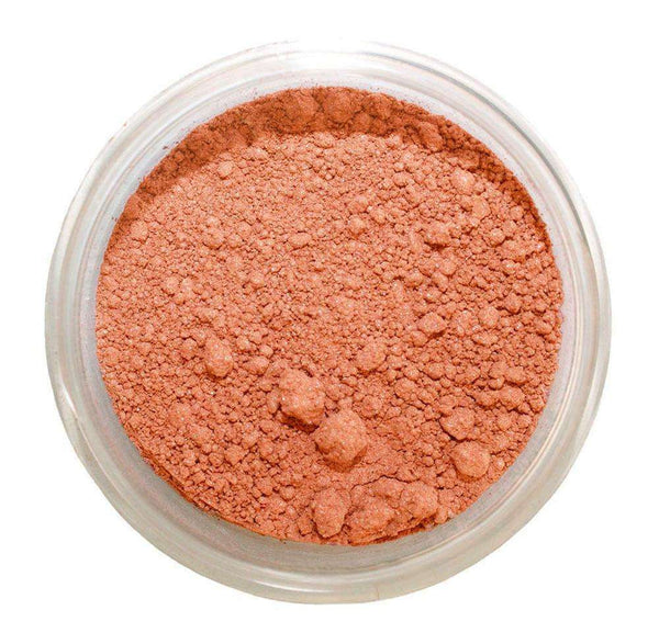 Confidence Mineral Blush For Pale Skin