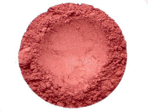 Natural Mineral Blush For Pale Skin - Vida