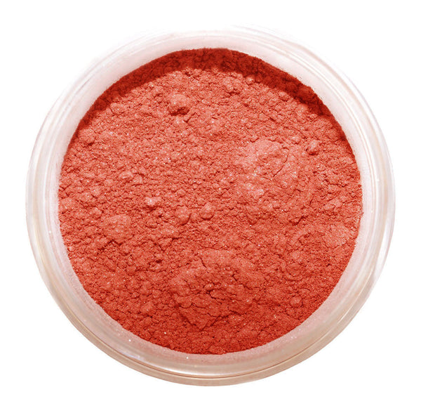Wild Heart Mineral Blush For Pale Fair Skin