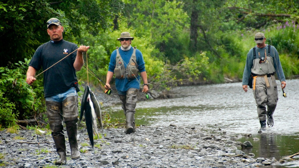 Match Grade Apparel Announces New Charity Partner,  Project Healing Waters Fly Fishing