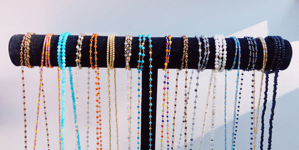 Mask Chain - Seed Beads
