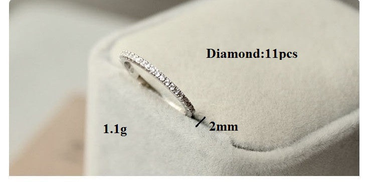 Hot New Fashion Ring for Women Topaze Mystique Simulated Diamond Jewelry