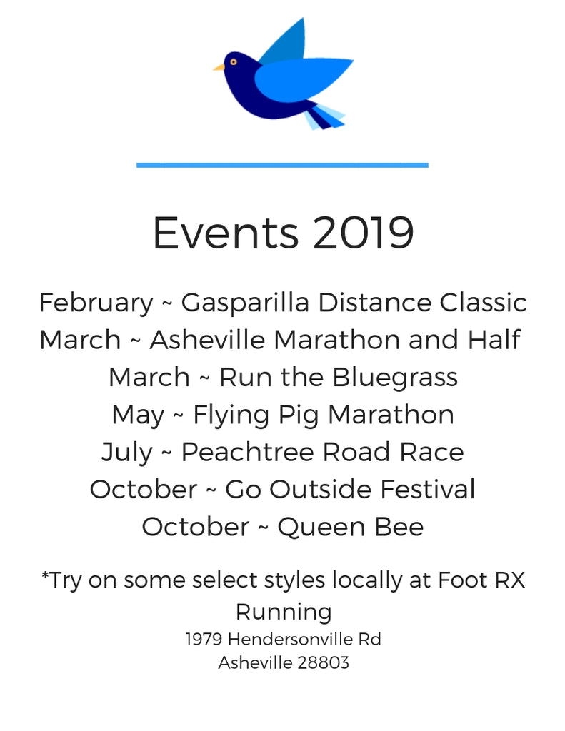 Blyss Running Events