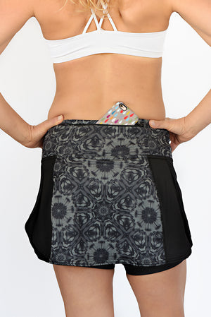 cool and comfortable running skirt