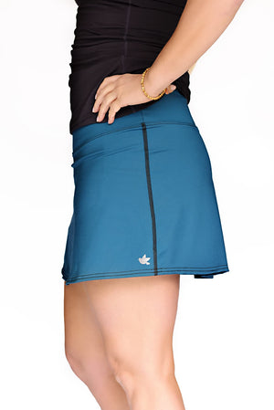 Tempo Skirt ~ Blue Lagoon