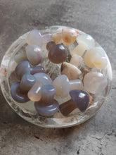 Load image into Gallery viewer, Mini Mushrooms Agate & Opalite