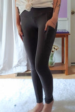 Load image into Gallery viewer, Cotton Mix Leggings in Heather (S-XL)