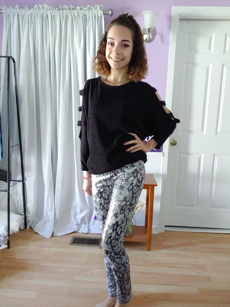 Stunning Snake Leggings (S-XL)