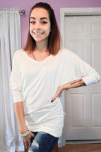 Load image into Gallery viewer, Dreamy Dolman in Ivory (S-XL)