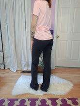 Load image into Gallery viewer, Solid Yoga Pants in Burgundy (S-XL)