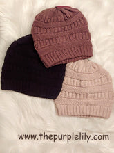 Load image into Gallery viewer, CC Beanies MANY colors