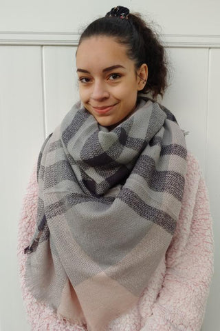 Essential Blanket Scarf in Various Colors
