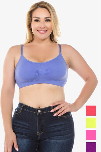 Bright & Comfy Bra (3 colors)
