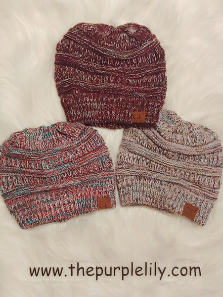 CC Beanies MANY colors