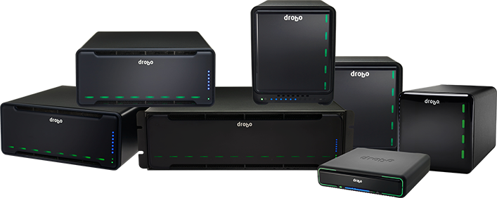 Drobo BeyondRAID Technology