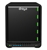 Drobo 5D Storage Array Front Header