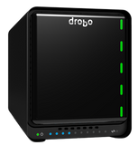Drobo 5D Storage Array Side Header