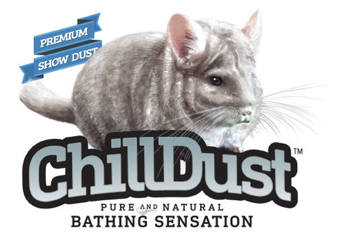 ChillDust: Chinchilla Bathing Dust
