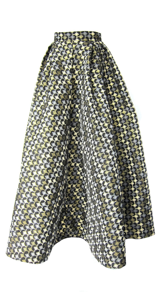 Terry Long Skirt