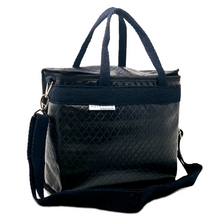 Load image into Gallery viewer, New Insulated Lunch Bag Koki Black