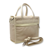 New Insulated Lunch Bag Koki Off White