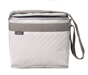 Insulated Lunch Bag Koki Silver