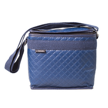Load image into Gallery viewer, Insulated Lunch Bag Koki Navy Blue