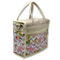 New Insulated Lunch Bag Koki Flamingo
