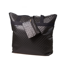 Load image into Gallery viewer, Insulated Tote Bag Madelle Black