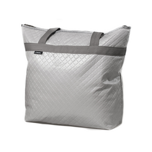 Insulated Tote Bag Madelle Silver