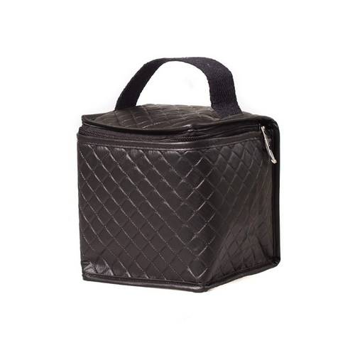 Mini Insulated Lunch Bag Ronnie Black
