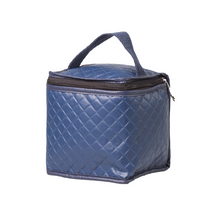 Load image into Gallery viewer, Mini Insulated Lunch Bag Ronnie Navy Blue