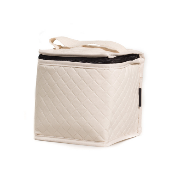 Mini Insulated Lunch Bag Ronnie Off White