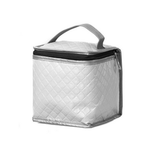 Mini Insulated Lunch Bag Ronnie Silver