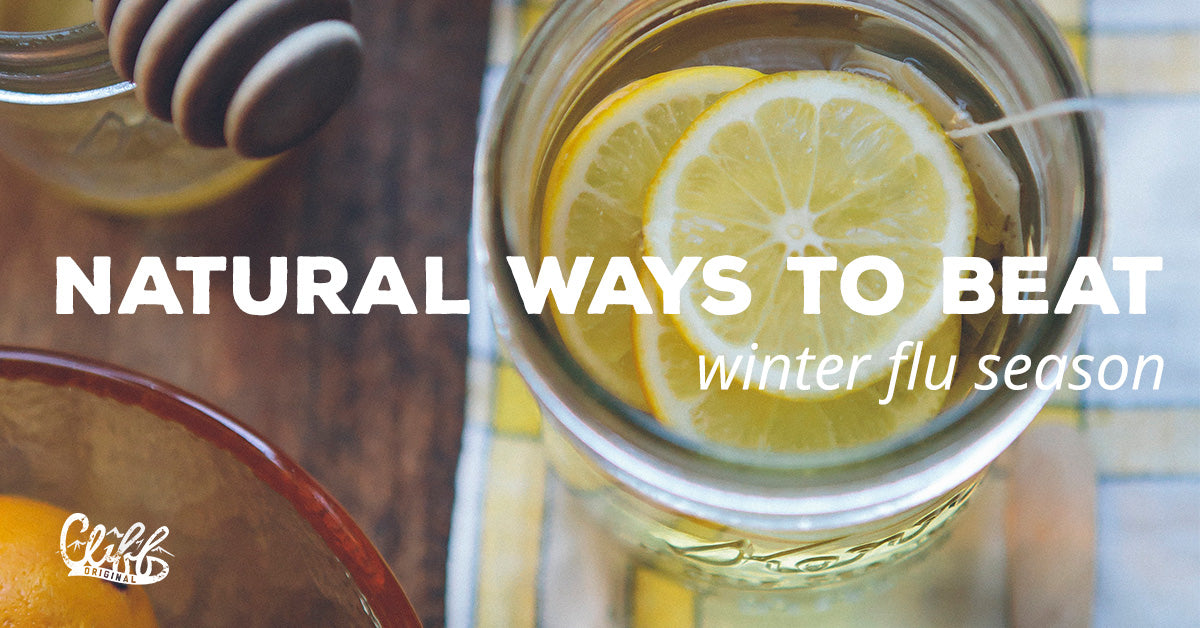 all natural ways to beat winter flu season