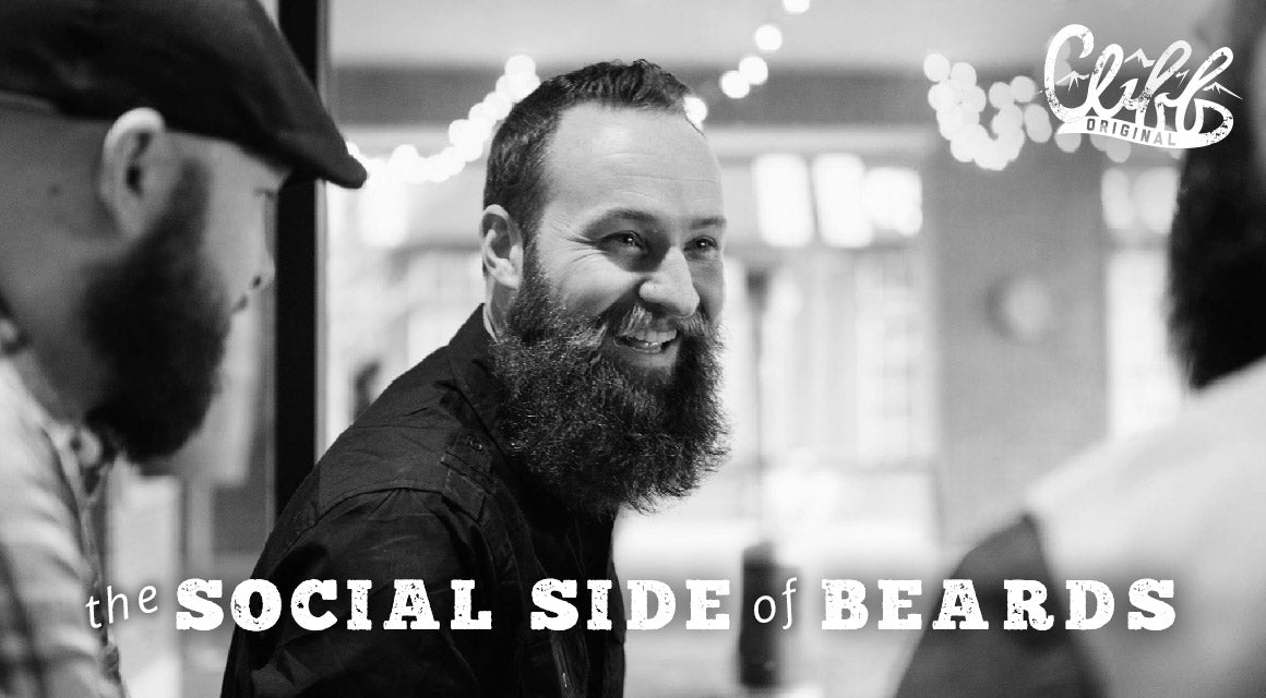 local beard club - growing facial hair - all natural beard care