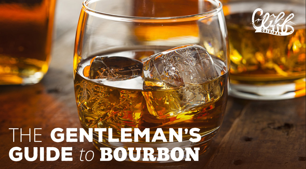 Gentleman's guide to drinking bourbon