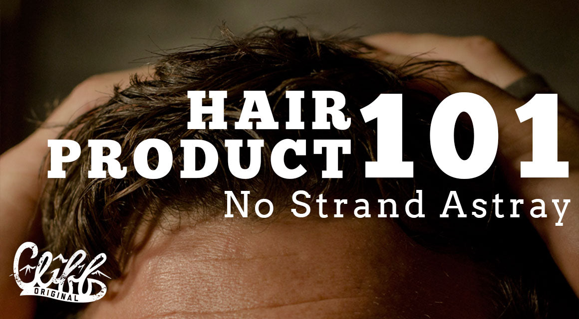 all natural hair care products