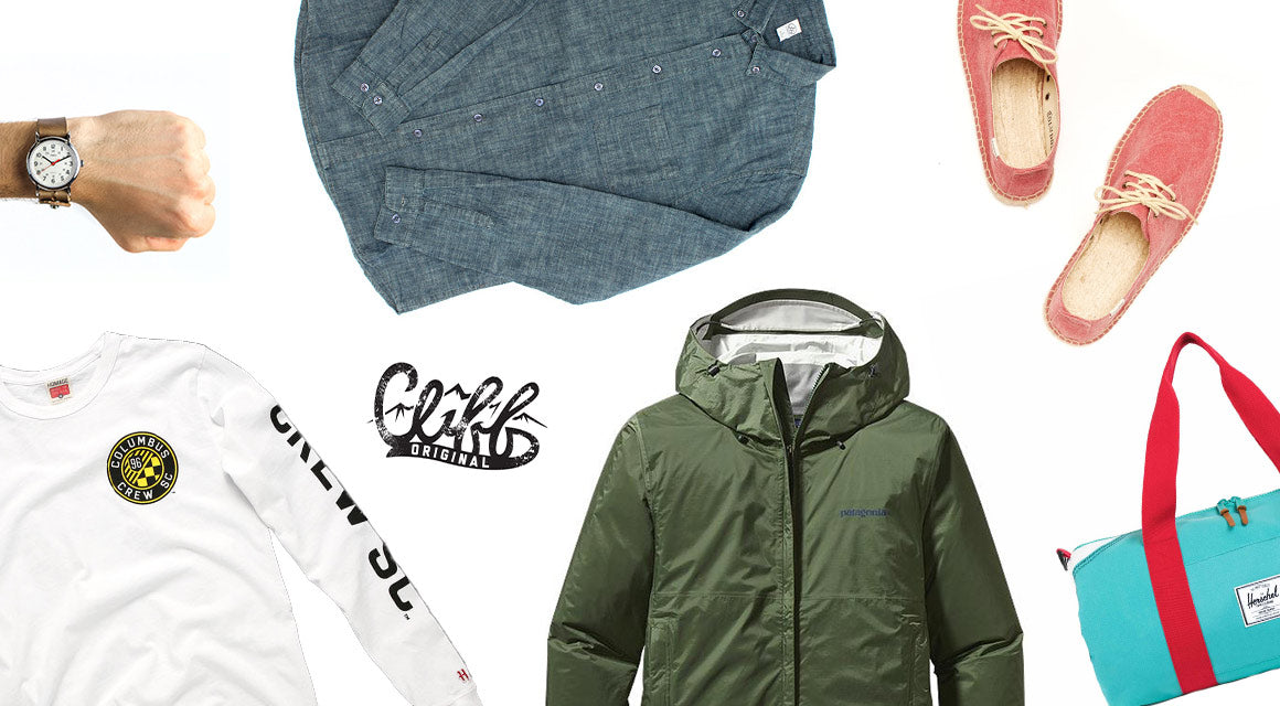 spring style guide - gear guide