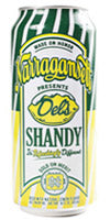 Narragansett's Del's Shandy - best summer beers
