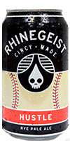 Rhinegeist Hustle - best summer beer
