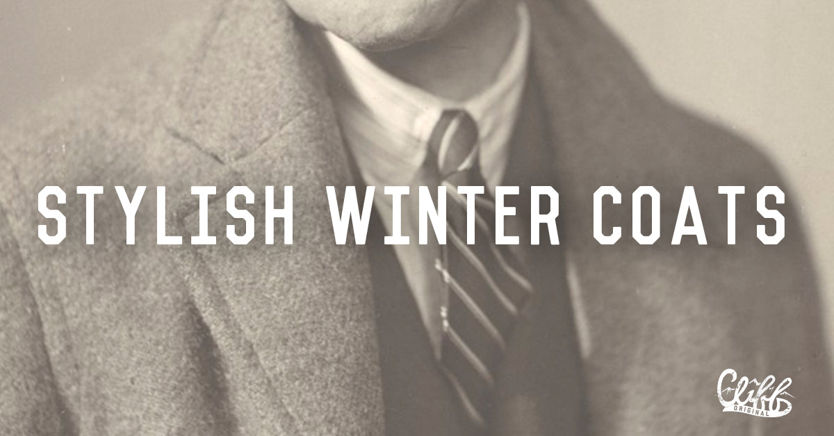 Stylish winter coats for men