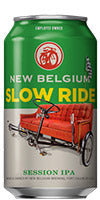New Belgium Slow Ride - best summer beer